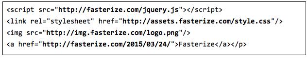 URL interne