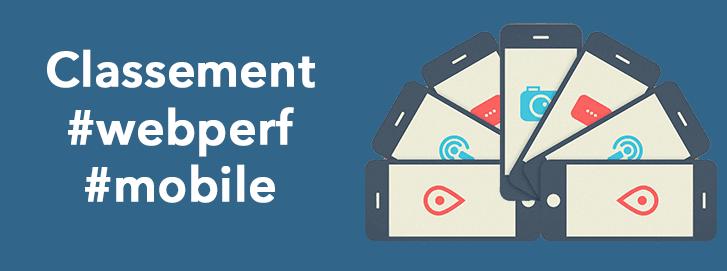 classement webperf mobile